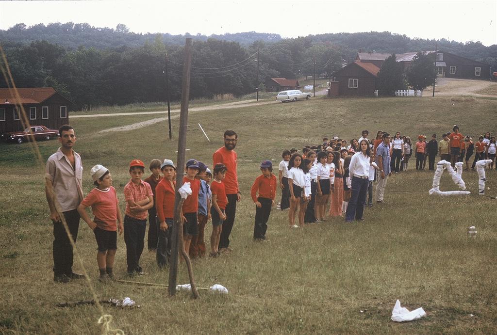 camp moshava in the 1970s