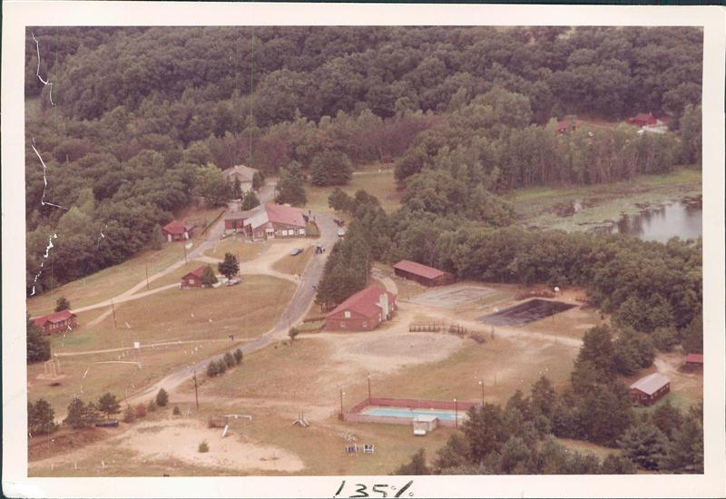 camp moshava in  the 1960s